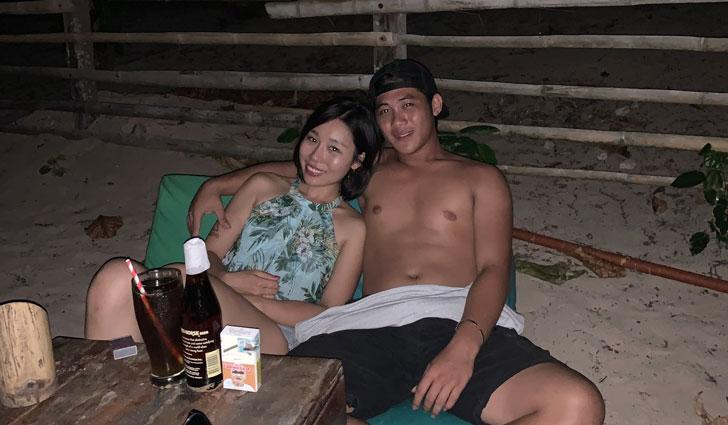 フィリピン人男性と日本人女性のカップルは珍しい!?
