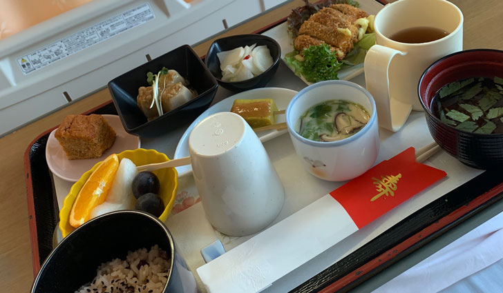 東京衛生病院のお祝い膳はこんなに豪華だった!