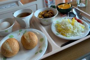 東京衛生病院の食事について