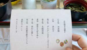 東京衛生病院のお祝い膳