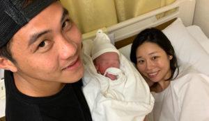 初産の計画無痛分娩。ついに赤ちゃんが生まれた!